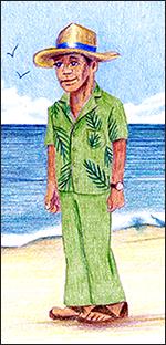 Caribbean Man