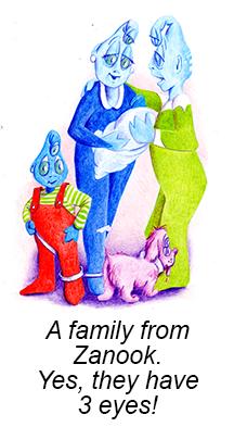 Zanook Family